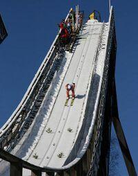 skispringe