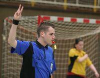 zeitstrafe handball